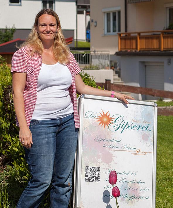 Nadja Leeb - Die Gipserei